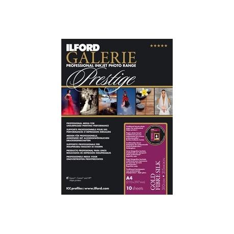 Wydruk A4 - Ilford Galerie Prestige GOLD Fibre Silk 310g