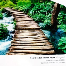 Wydruk 30x45cm -Canon Satin Poster 175g/m2