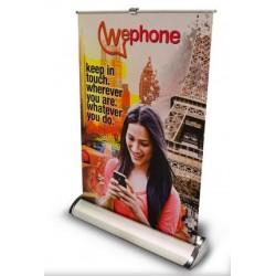 Roll-up - wydruk bez kasety