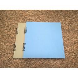 Album na spirali 24x24cm/ 40 kart