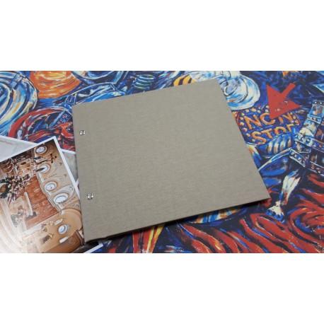 Tradycyjny album 24x24cm/ 10 kart