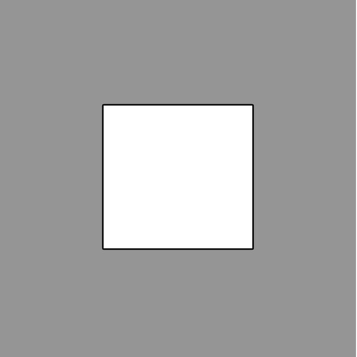 TAK - okienko na zdjęcie 10x10 kwadrat